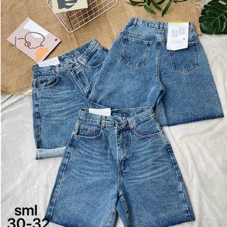 Quần ngố jean nữ size đại MS15 kho chuyên sỉ jean 2 KJean giá sỉ