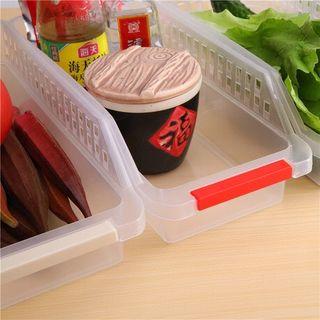 Khay nhựa đựng rau củ đồ dùng trong tủ lạnh giá sỉ