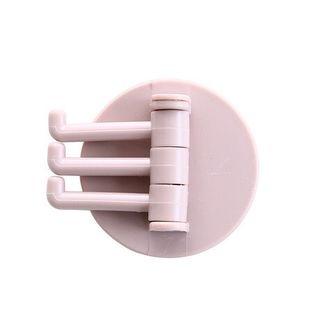 Móc treo vật dụng dán tường 3 móc giá sỉ