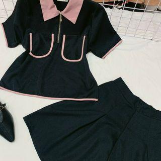 Set quần váy và áo giá sỉ
