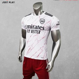 Áo quần bóng đá CLB Arsenal trắng mới 2020 giá sỉ