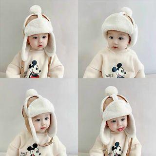 Mũ lông cho bé giá sỉ