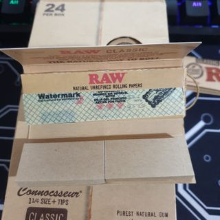 Giấy Raw 78mm Filter Rolling Paper giá sỉ