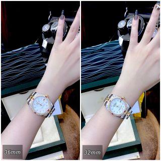 Đồng hồ nữ ROLEXX LADY DATEJUST 32mm&36mm giá sỉ