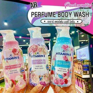 Sữa tắm vitamin E hương nước hoa giá sỉ
