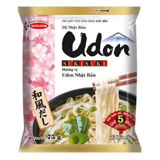 Mì gói Udon (Thùng 30 gói) giá sỉ