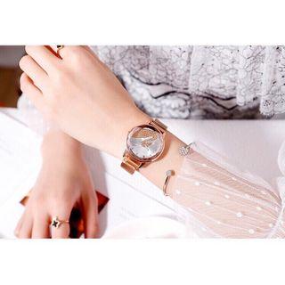 Đồng hồ nam châm thiên nga nữ đẹp giá sỉ