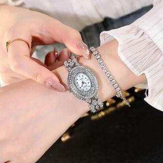 Đồng hồ nữ DZG mặt bàu giá sỉ