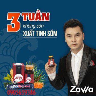 Zawa Plus Viên Uống Tăng Cường Sinh Lí Nam CÔNG NGHÊ NHẬT BẢN- hộp 24 viên giá sỉ