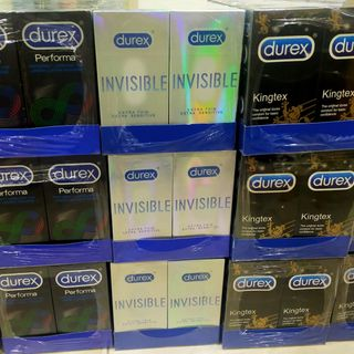 Bao cao su Durex Invisible hộp lớn 10c/hộp giá sỉ giá sỉ
