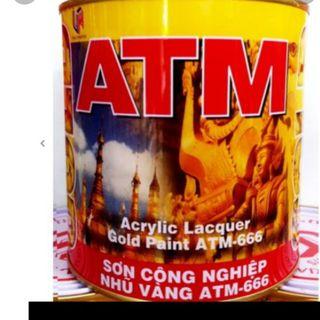 Sơn nhủ vàng ATM 666 giá sỉ