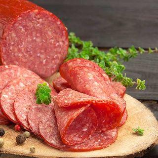 Xúc xích tiêu 500g (salami ) giá sỉ