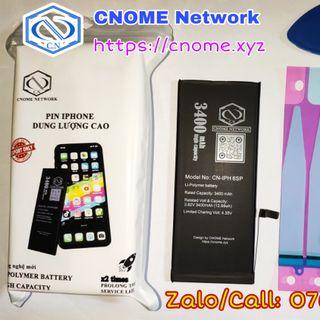 PIN IPHONE DUNG LƯỢNG CAO + TẶNG KÈM TOOL MỞ: 5/5C/5S/SE/6/6P/6S/6SP/7/7P/8/8P/X/XR/XS/XSMAX giá sỉ