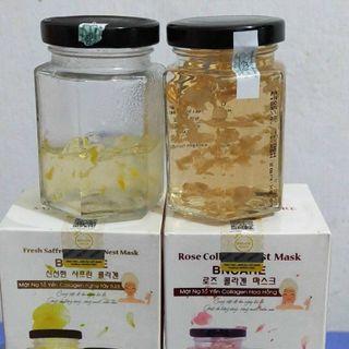 Sản phẩm mặt nạ yến tươi collagen giá sỉ