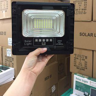 Đèn năng lượng mặt trời JINDIAN JD8825: (25w) giá sỉ