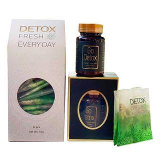 Giảm cân golean detox giá sỉ