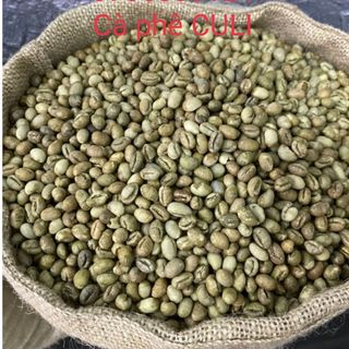 Cà phê Culi mộc rang nguyên chất 100% giá sỉ