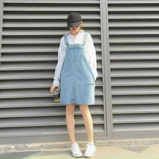 Váy jean nữ giá sỉ
