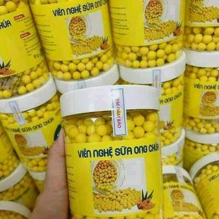 Viên nghệ sữa ong chúa 30k giá sỉ