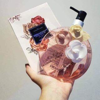 Sữa tắm 3 bông hương nước hoa giá sỉ