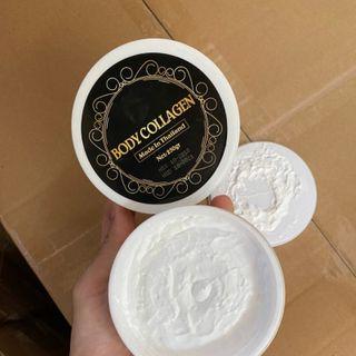 kem body Collagen thái giá sỉ