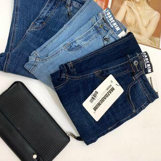 quần loe jean nữ giá sỉ