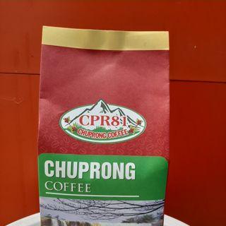 Cà phê pha phin gu khám phá thương hiệu Chuprong Coffee gói 500g giá sỉ