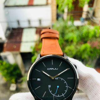 Đồng hồ nam thời trang CRRJU giá sỉ