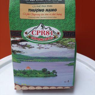 Cà phê pha phin loại thượng hạng thương hiệu Chuprong Coffee gói 500g giá sỉ