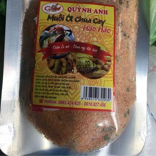 Muối  ớt chua cay Quỳnh Anh giá sỉ