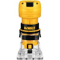 Máy Phay Cầm Tay 7/8 Hp Dewalt Dwe6000- B1 Dewalt DWE6000-B1 giá sỉ