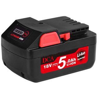 Pin Lithium Vuônng 18V/5.0Ah DCA FFBL18-04 giá sỉ