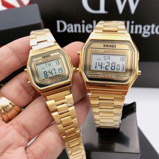 Đồng hồ điện tử cặp bán chạy giá sỉ giá tốt M160 giá sỉ