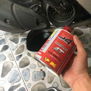 Dầu nhớt xe máy S4, nhớt MalaysiA giá sỉ