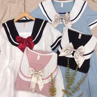 Đầm tiểu thư 4 màu giá sỉ