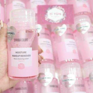 Nước Tẩy Trang SIVANNA HF103 - tẩy sạch sành sanh các thể loại makeup khó trôi, giá cực hạt dẻ giá sỉ