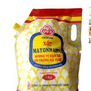 Xốt Mayonnaise Ottogi 3kg giá sỉ