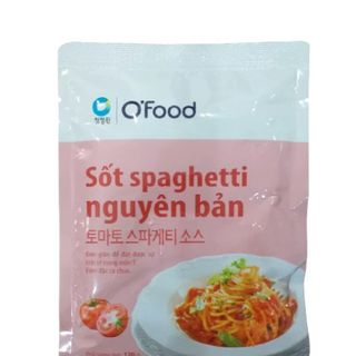 Sốt spaghetti nguyên bản OFood 120g giá sỉ