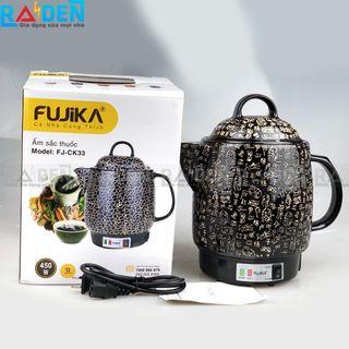 Siêu thuốc 3L Fujika FJ-K33 K5 chất liệu gốm sứ, tự động ngắt giá sỉ