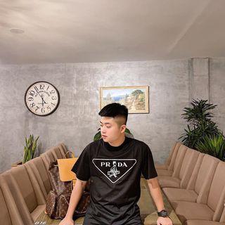 ÁO THUN NAM, ÁO PHÔNG NAM, CHẤT THUN COTTON - AC085 giá sỉ