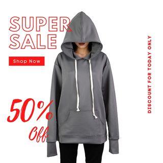 Áo khoác hoodie form oversize streetwear dễ phối đồ vải xịn (Hàng thiết kế - Zuhaus) giá sỉ