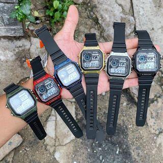 Đồng hồ điện tử mặt vuông Ots giá sỉ
