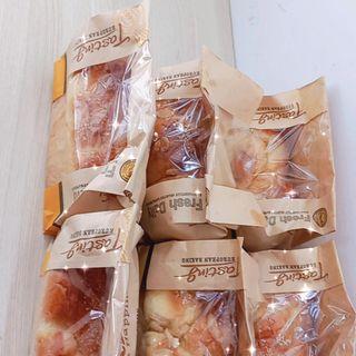 Bánh mì hoa cúc giá sỉ