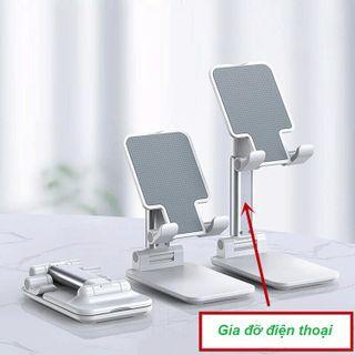 Giá đỡ điện thoại đa năng quay 180 độ ống có ốc vít giá sỉ