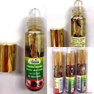 Dầu Gió Thảo Dược Green Herb Oil Thailand 8ml giá sỉ