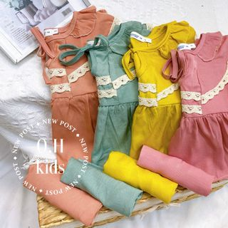 Bộ quần áo trẻ em - bộ bán han bèo giá sỉ