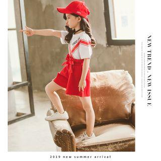 Set đồ cho bé gái AT509 siêu đáng yêu, năng động - Mẫu mới nhất năm 2021 giá sỉ