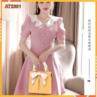 Túi xách nữ cao cấp,sành điệu đeo chéo AT2301 - phong cách trẻ trung, năng động giá sỉ