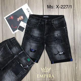 QUẦN SHORT JEAN NAM CAO CẤP EMPIRA X-0227/1 giá sỉ