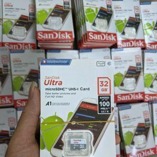 Thẻ nhớ SANDISK 4Gb giá sỉ